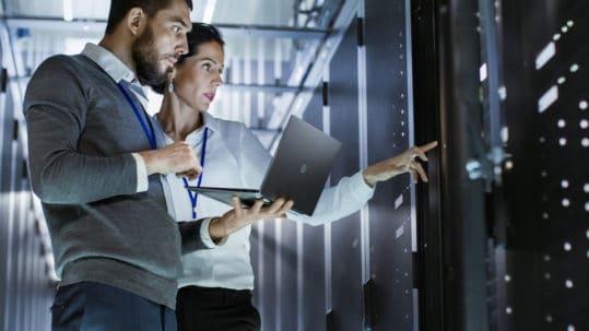 Break-fix versus managed IT